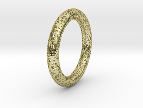LACE bracelet. in 18K Gold Plated