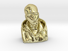 Knowble Nephew in 18K Gold Plated