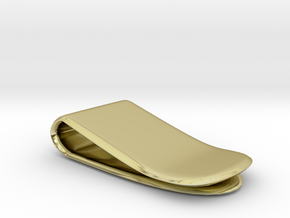 Money Clip in 18K Gold Plated