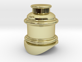 7-8n2 Test BB Dome V2 in 18K Gold Plated