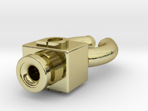 Omegabox in 18K Gold Plated