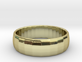 1001 facets braclet in 18K Gold Plated