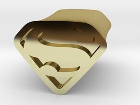 Super 6 By Jielt Gregoire in 18K Gold Plated