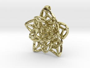 Blossom #2 in 18K Gold Plated