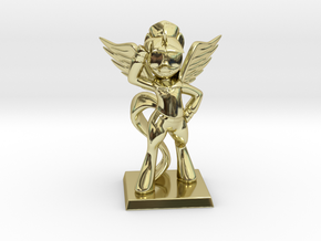My Little Pony - Twilight CommanderEasyglider 10cm in 18K Gold Plated