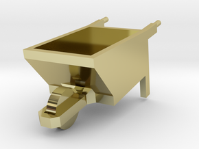 Barrow-O in 18K Gold Plated