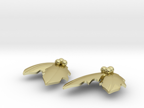Holly Earrings in 18K Gold Plated