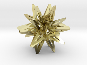 God Star in 18K Gold Plated