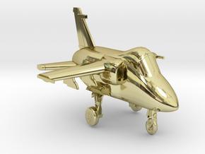 001D AMX Super Deformed in 18K Gold Plated