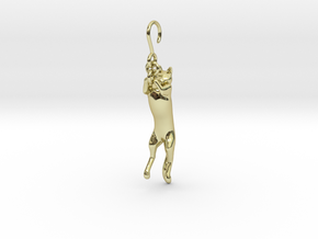 Cat Earing1 in 18K Gold Plated