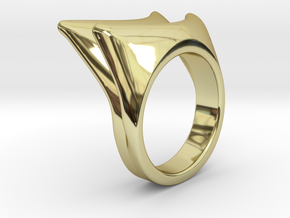ScaleRing in 18K Gold Plated
