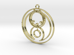 Bella - Necklace in 18K Gold Plated
