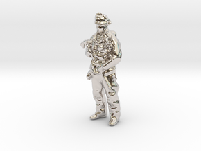 Firemann Take in Platinum