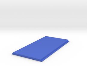 SLIDE - BussBox FM in Blue Processed Versatile Plastic