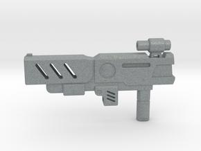 Transformers CHUG Machine Pistol in Polished Metallic Plastic