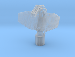 1:72 scale SPS-40 radar in Smooth Fine Detail Plastic