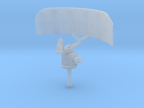 1:96 scale SPS 10 radar in Smooth Fine Detail Plastic