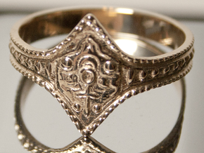 Ring of Favor and Protection in 14K Yellow Gold: 8.5 / 58