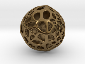 ZWOOKY Style 3408  -  Sphere in Polished Bronze