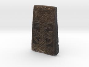 Scottish tablet 100mm in Full Color Sandstone
