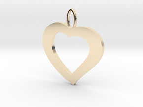 Cuore11 in 14K Yellow Gold