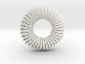 Fauxtini in White Natural Versatile Plastic