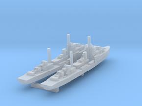 Tachin (Maeklong class Sloop) 1/1800 x2 in Smooth Fine Detail Plastic