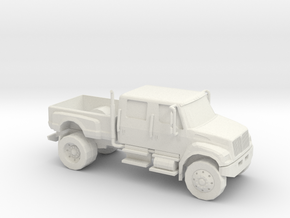 1/87 International CXT in White Natural Versatile Plastic