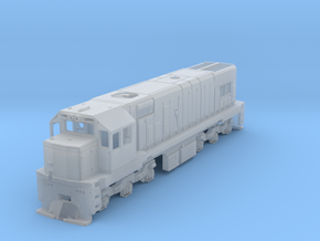 1:64 DBR Class in Smooth Fine Detail Plastic