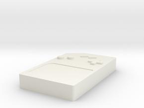 GenericController in White Natural Versatile Plastic