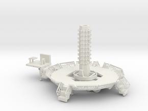 Hurricane Carnival Model RIde in White Natural Versatile Plastic