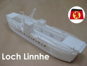 MV Loch Linnhe (1:148) in White Strong & Flexible