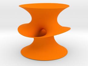 Costa Surface (thin) in Orange Processed Versatile Plastic