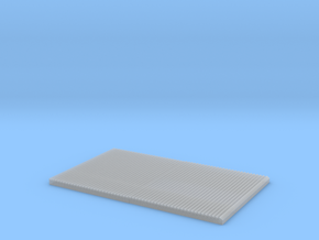 Leidenfrost Effect plate in Smooth Fine Detail Plastic