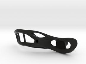 """Aero left 4"""" palm width in Black Natural Versatile Plastic"""
