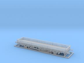 TT Fährboot-Rungenwagen Rbmms55 der DB in Smooth Fine Detail Plastic