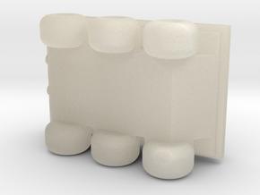 Moonbuggy02 in White Acrylic