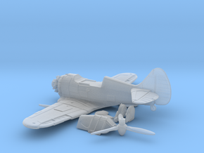 1/144th - CAC Boomerang CA-12 in Smooth Fine Detail Plastic