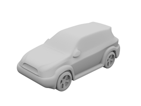 1:400 - SUV [x10] in Smooth Fine Detail Plastic
