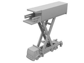 1:400 - Catering_v3 [x5] in Smooth Fine Detail Plastic
