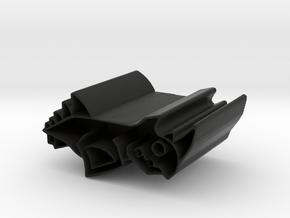 Ship #16 in Black Natural Versatile Plastic