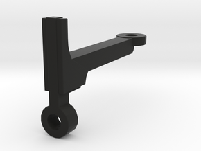3d Cooler Mount in Black Natural Versatile Plastic