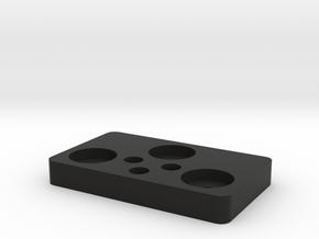 RBA Stand in Black Natural Versatile Plastic