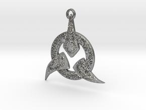 Future Relic in Natural Silver