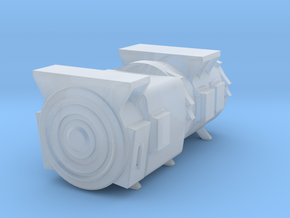 Motor Generator SZ363 in Smooth Fine Detail Plastic