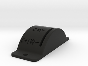 FI21118 - Magneto switch  in Black Natural Versatile Plastic