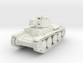 Light tank LT vz.38 - Panzer 38(t) - 1/48 in White Strong & Flexible