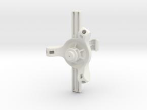 iStably Pro Ceramic - Body Head 06.SLDPRT in White Natural Versatile Plastic