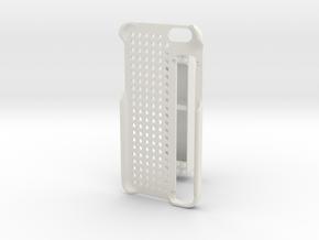 Structure Sensor Case - iPhone 6 by Guido De Marti in White Natural Versatile Plastic