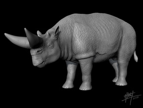 Arsinoitherium 1/40 in White Strong & Flexible
